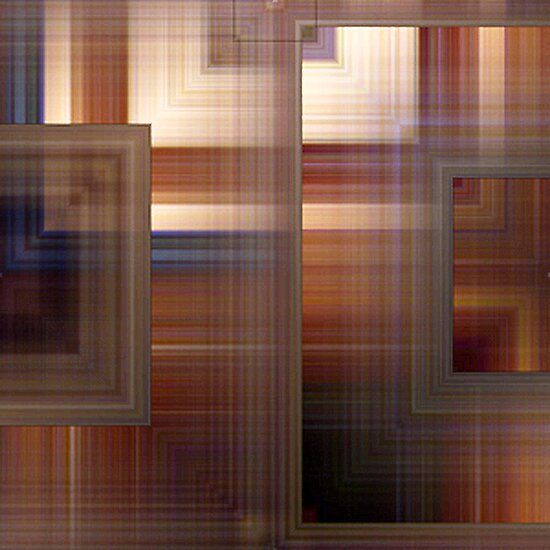 Plaid Squared by RC deWinter