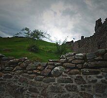 Urquhart Castle 2 by WatscapePhoto