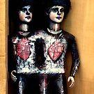 Gemini Boys Have Heart by Michael J Armijo