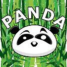 Panda by Moncs