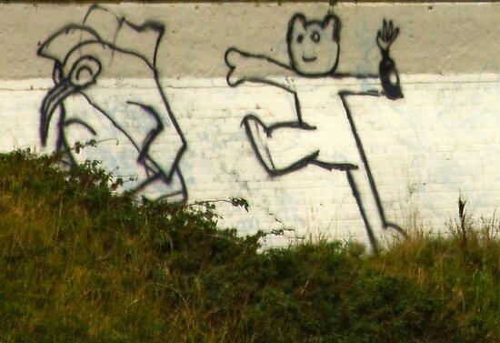 Wall Art by Trevor Kersley