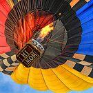 Balloon Calendar   by Dyle Warren