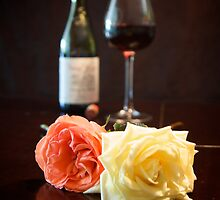 Wine & Roses by jenniferd