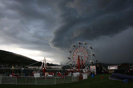 Carnival Storm by Ken Fortie