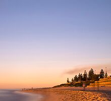 Cottesloe,perth by Michael  Womersley