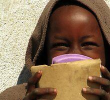 A Shy Namibian Learner by Cedar Wolf