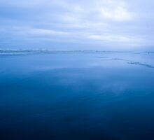 Blue... the color of my soul and therefore the world... by Jenny Ryan