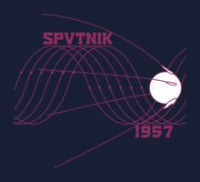 Sputnik 1 Kids Clothes