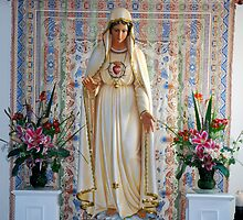Mary, Mother of God...Pray for Us by Carol Clifford