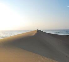 Sandy Peak by Jessjeri