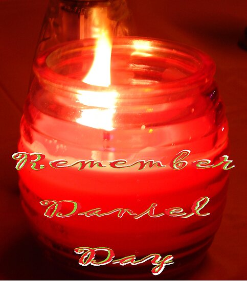 A Candle for Daniel by KazM