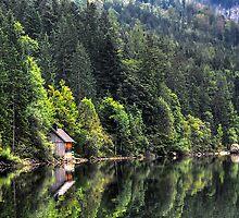Altausseer See by Xandru