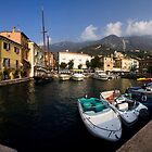 Malcesine Panorama by igotmeacanon