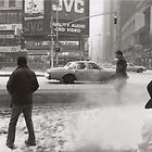 NY storm - march 93 by Sonia de Macedo-Stewart