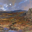 Dark Peak by Graham Clark