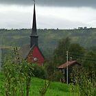 Rural Church by HELUA