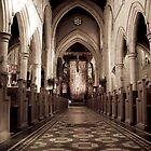 St Peters Cathedral, Adelaide, South Australia by tarsia