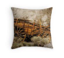 Automotive Ancestor Throw Pillow