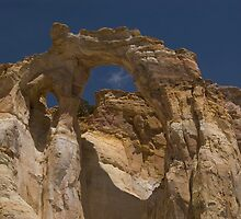 Grovesner Arch, Grand Staircase, Escalante National Monument by David Galson