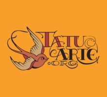 www.tatuarte.org bluebird logo by Charlize Cape