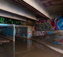 Under the Bridge by Werner Padarin