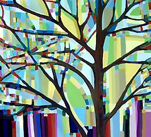 Tree View no. 30 by Kristi Taylor