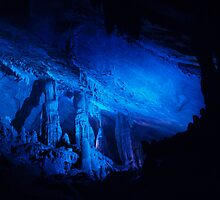 The Blue Underground by Shannon Workman