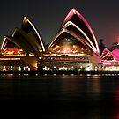 Sydney Opera House. Australia by Bryan Freeman