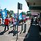 May Day in Newcastle CBD by Bernadette  Smith