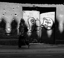 Sarajevo  by Peter Mark Mercieca