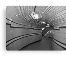 Urban Underground Canvas Print