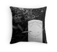 In Memoriam ~ Part Two Throw Pillow
