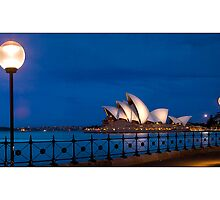 Sydney Opera House by Kirk  Hille