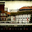 Shakespeare's Globe Theatre by Jonicool