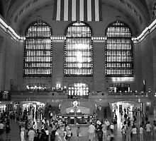 Grand Central Station NYC by MarathonMan