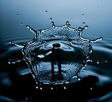 Water Drop Photography - Water in Time p04 by michalfanta