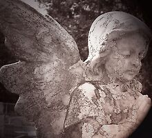 An old angel to watch over us by kimbeaux1969