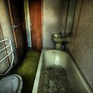 Bathroom, barely. by Richard Shepherd