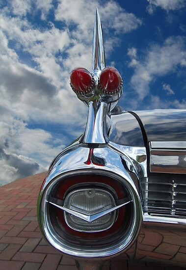 Cadillac Sky Way to Heaven by Mariano57