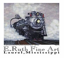 E.Ruth Fine Art Poster No 5 by eruthart