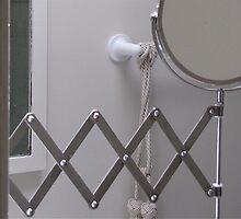 mirror, bathroom by Ted Watson