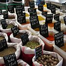 Spices & herbes, France by sarahtoure