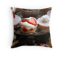 It's a piece of cake. Throw Pillow