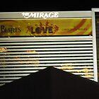 Mirage Hotel in Las Vegas by G G