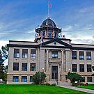 ROSEBUD COUNTY COURT HOUSE by Bryan D. Spellman