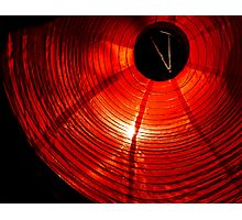 red lantern Photographic Print