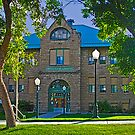 WHEATLAND COUNTY COURTHOUSE by Bryan D. Spellman