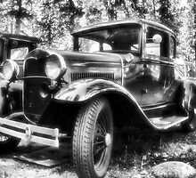 1930's Ford Car by NancyC