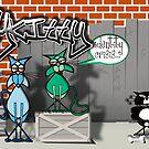 Kinky Kitty - 2015 by Kartoon