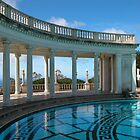 Neptune Pool at Hearst Castle by richx99